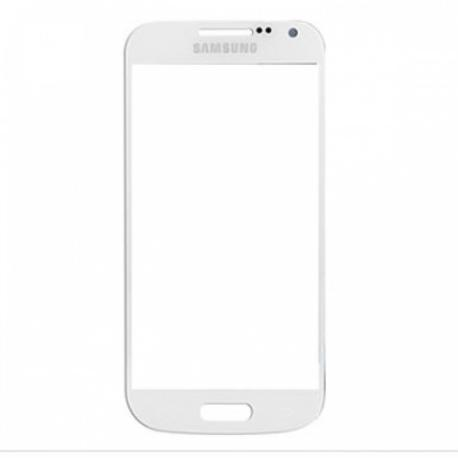 CRISTAL PANTALLA LCD  DISPLAY GORILLA GLASS SAMSUNG GALAXY S4 MINI - BLANCO