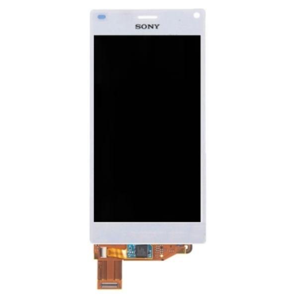 PANTALLA TACTIL + LCD DISPLAY PARA SONY XPERIA Z3 COMPACT D5803 D5833 - BLANCA