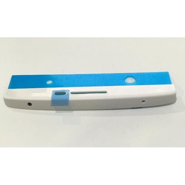 EMBELLECEDOR SUPERIOR PARA LG H960A V10 - BLANCO