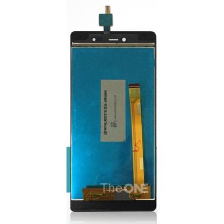 PANTALLA LCD DISPLAY + TACTIL PARA WIKO FEVER (DUAL SIM ) - NEGRA