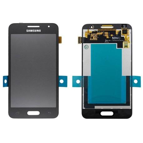 PANTALLA LCD + TACTIL ORIGINAL SAMSUNG GALAXY CORE 2 G355H G355 G355HN NEGRA - RECUPERADA