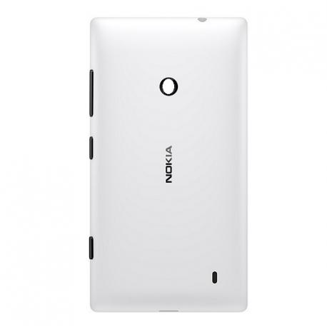 Tapa trasera bateria Original Nokia Lumia 520 Blanca