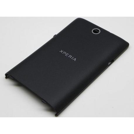 Tapa trasera bateria Original Sony Xperia E c1605 Negra