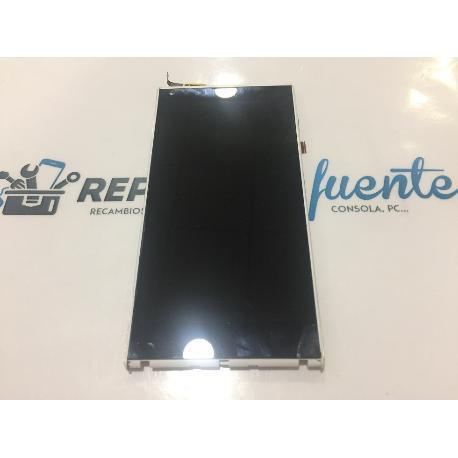 PANTALLA LCD DISPLAY + TACTIL CON MARCO ORIGINAL DOOGEE DG550 - RECUPERADA CON TARA