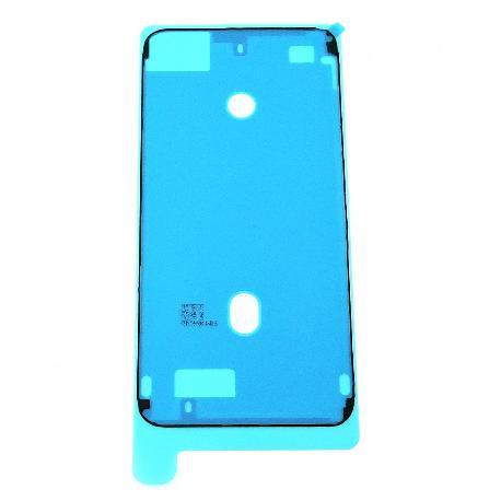 ADHESIVO TAPA LCD PARA IPHONE 7+ PLUS  - NEGRA