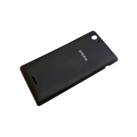 Tapa trasera bateria Original Sony Xperia J st26i Negra