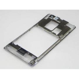 Carcasa intermedia con Lente de Camara Sony Xperia J st26i