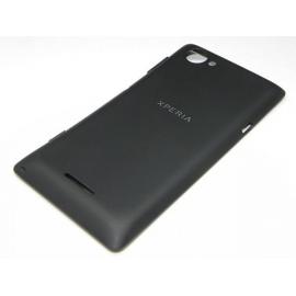 Tapa trasera bateria Original Sony Xperia L C2105 Negra