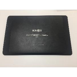 TAPA TRASERA ORIGINAL KAOS MASTER TABLET 13.3 QUAD CORE - RECUPERADA
