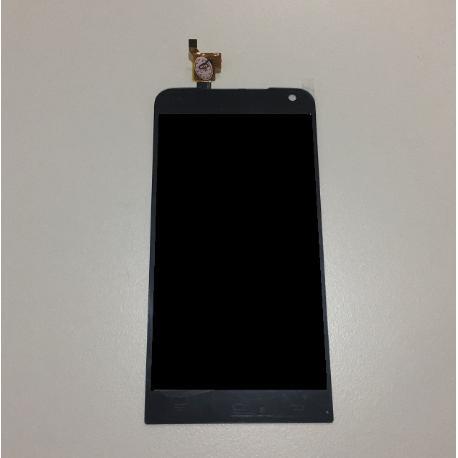 PANTALLA LCD DISPLAY + TACTIL ORIGINAL WOLDER MISMART WAVE 4 , WAVE 8 - NEGRA