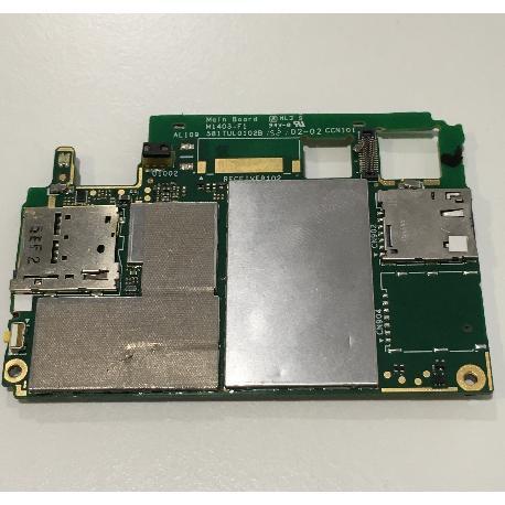 Placa Base Motherboard Original para Sony Xperia M4 Aqua - Recuperada