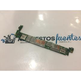 PLACA BASE ORIGINAL HUAWEI MEDIAPAD X1 7D-501L - RECUPERADA