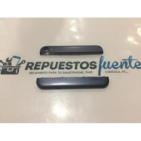 TAPADERA INFERIOR Y SUPERIOR ORIGINAL HUAWEI MEDIAPAD X1 7D-501L  - RECUPERADA