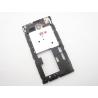 Carcasa intermedia con Lente de Camara Original Sony Xperia SP c5303