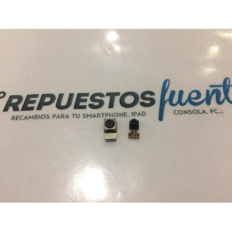 CAMARA TRASERA Y FRONTAL ORIGINAL VODAFONE SMART TAB 4 4G P323X - RECUPERADA