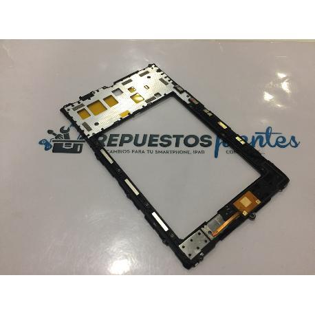 MARCO FRONTAL ORIGINAL VODAFONE SMART TAB 4 4G P323X - RECUPERADO