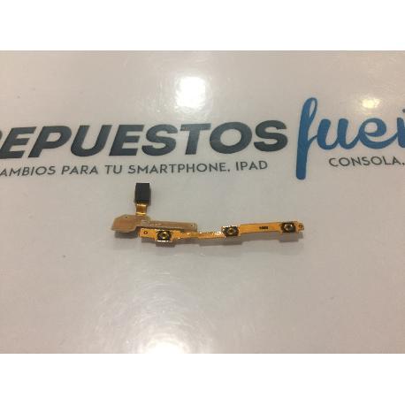 FLEX DE ENCENDIDO Y VOLUMEN ORIGINAL SAMSUNG SM-T210 GALAXY TAB 3 7.0 WIFI P3210 - RECUPERADO
