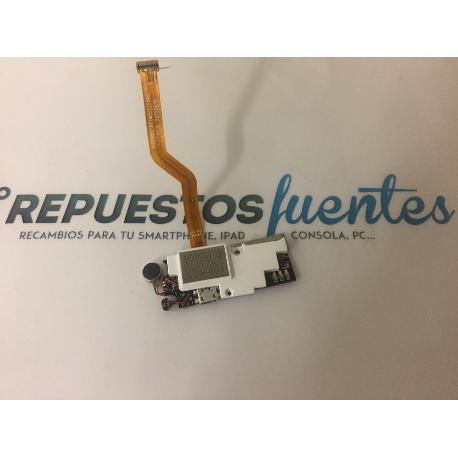 FLEX MODULO CONECTOR DE CARGA ORIGINAL PARA WOXTER ZIELO Z-500 - RECUPERADO