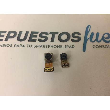CAMARA TRASERA Y FRONTAL WOXTER ZIELO Z.-420 PLUS , Z-820 PLUS - RECUPERADA