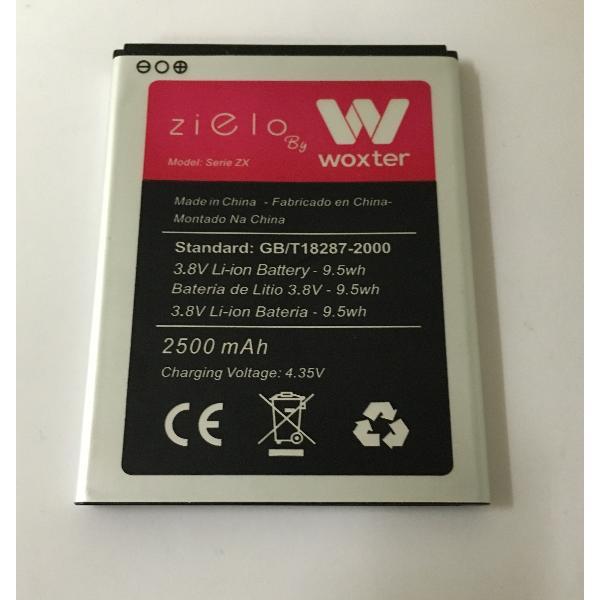 BATERIA ORIGINAL PARA WOXTER ZIELO ZX-840, ZIELO ZX-900 - RECUPERADA