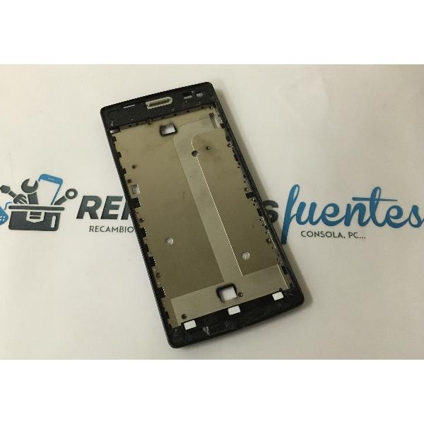 CARCASA FRONTAL DEL LCD PARA WOXTER ZIELO Q23 - RECUPERADO