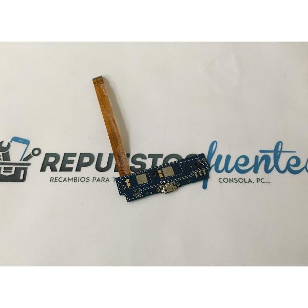 MODULO CONECTOR DE CARGA MICRO USB PARA WOXTER ZIELO Q-27 - RECUPERADA