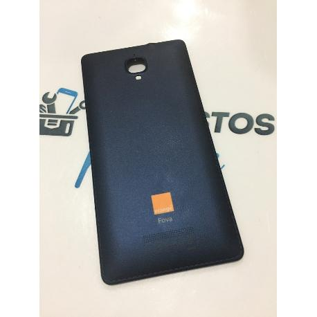 TAPA TRASERA ORIGINAL ORANGE FOVA , COOLPAD 3602U - RECUPERADA