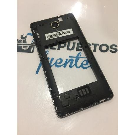 CARCASA INTERMEDIA ORIGINAL ORANGE FOVA , COOLPAD 3602U - RECUPERADA
