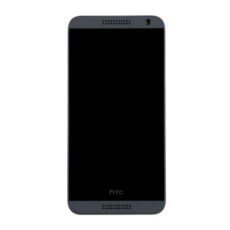 PANTALLA LCD DISPLAY + TACTIL CON MARCO PARA HTC DESIRE 610 - NEGRO