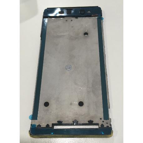 CARCASA FRONTAL DE LCD PARA SONY XPERIA XA ULTRA - NEGRA