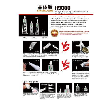 PEGAMENTO PROFESIONAL H9000 DE 80G