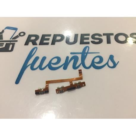 FLEX DE ENCENDIDO Y VOLUMEN ORIGINAL MOTOROLA X PLAY X3 XT1562 XT1563 - RECUPERADO