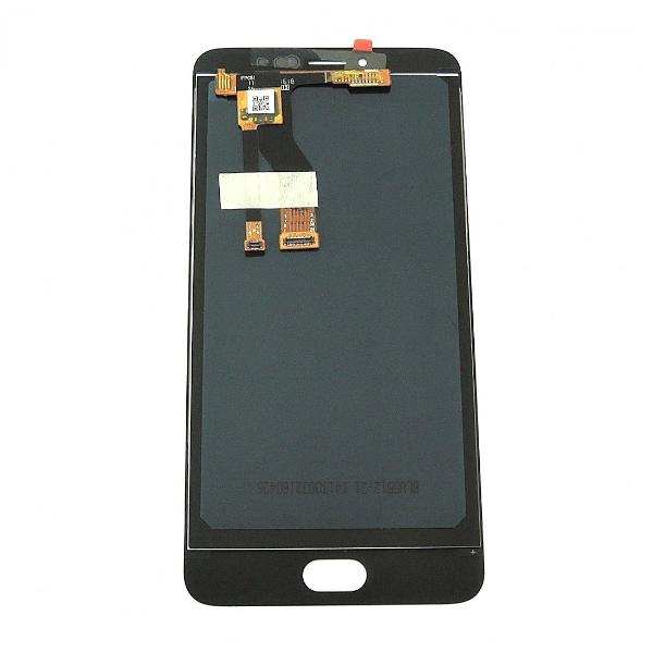 PANTALLA LCD DISPLAY + TACTIL PARA MEIZU M3 NOTE - NEGRA