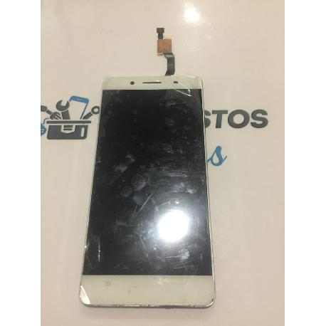 PANTALLA LCD DISPLAY + TACTIL CON MARCO ORIGINAL CUBOT X17 - RECUPERADA
