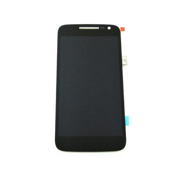 PANTALLA TACTIL + LCD DISPLAY PARA MOTOROLA G4 PLAY - NEGRA