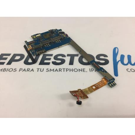 PLACA BASE ORIGINAL WIKO JIMMY - RECUPERADA