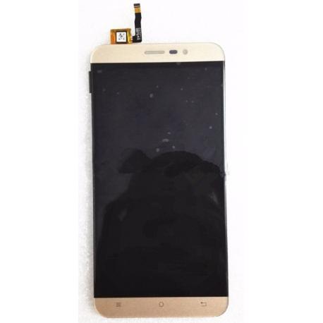 PANTALLA LCD DISPLAY + TACTIL PARA CUBOT NOTE S - ORO