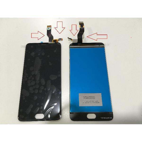 PANTALLA LCD DISPLAY + TACTIL PARA MEIZU M3 NOTE (VERSIÓN ESPECIAL)