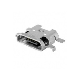Conector Carga micro usb Original BlackBerry 9800 9810