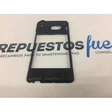 CARCASA INTERMEDIA ORIGINAL WIKO RAINBOW UP  - RECUPERADA