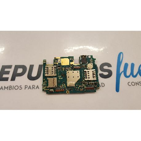 PLACA BASE ORIGINAL PARA WIKO FEVER - RECUPERADA