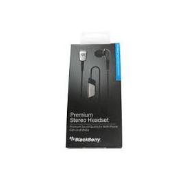 Auriculares Manos Libres Original Blackberry HDW-15766-005 stereo