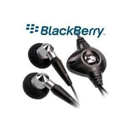 Auriculares Manos Libres Original Blackberry HDW-14322-001 Stereo 3.5mm