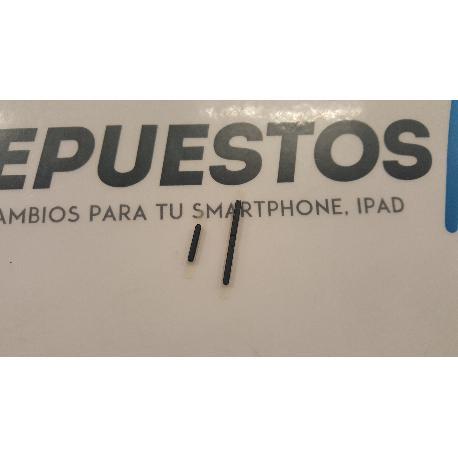 BOTONES CARCASA INTERMEDIA ORIGINAL PARA ELEPHONE PRECIOUS (G7) - RECUPERADO