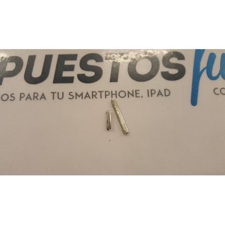 BOTONES CARCASA INTERMEDIA ORIGINAL PARA ELEPHONE G5 - RECUPERADO