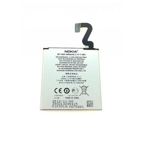 Bateria Original Nokia 520 625 720 920 BP-4GW