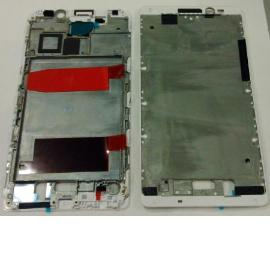 CARCASA FRONTAL DE LCD PARA HUAWEI MATE 8 - BLANCA