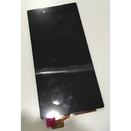 PANTALLA LCD DISPLAY + TACTIL COMPATIBLE PARA SONY XPERIA Z5 PREMIUM PLUS E6853 E6833 E6883 - NEGRA