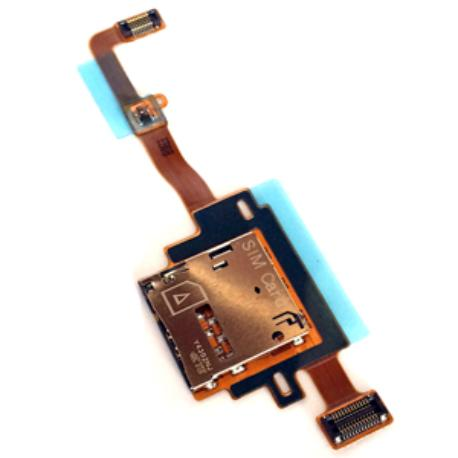 FLEX CON CONECTOR DE TARJETA SIM ORIGINAL PARA SAMSUNG T805