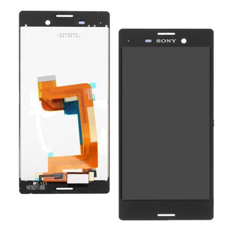 PANTALLA LCD + TACTIL ORIGINAL SONY XPERIA M4 AQUA E2303 NEGRA - RECUPERADA